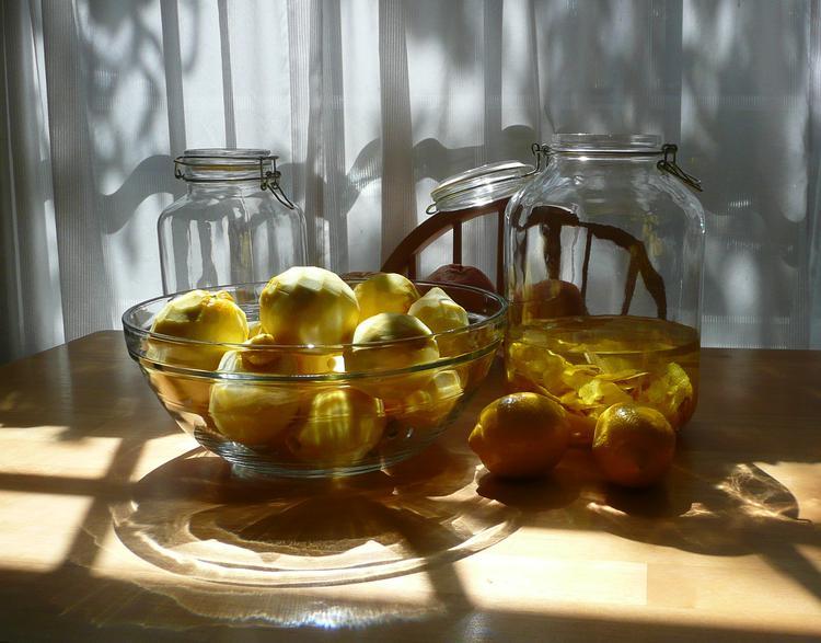 Du limoncello maison
